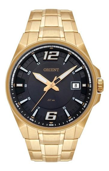 Relógio Orient Neo Sports Masculino Analógico Mgss1168 Doura