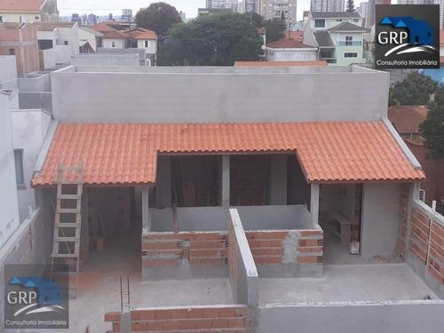 Imagem 1 de 5 de Cobertura Para Venda Em Santo André, Santa Maria, 2 Dormitórios, 1 Banheiro, 1 Vaga - 5036_1-1448921