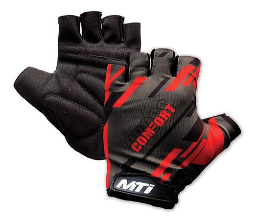 Guantes Ciclismo Crossfit Mti Cross Comfort - Racer