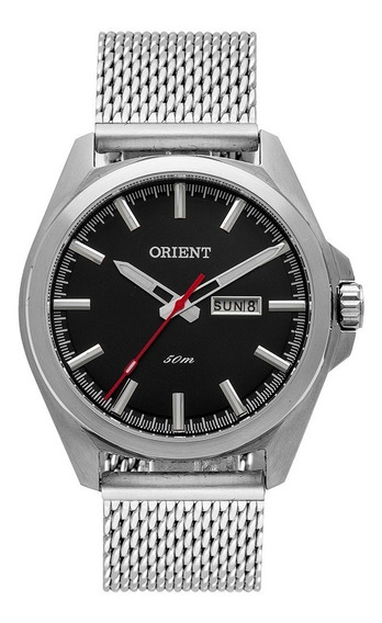 Relogio Orient Mbss2023 P1sx Prata