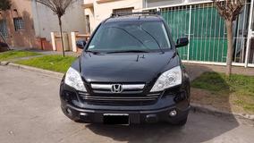 Honda Cr-v Exl At 4x4,automatica,tope De Gama.perm.liquido!
