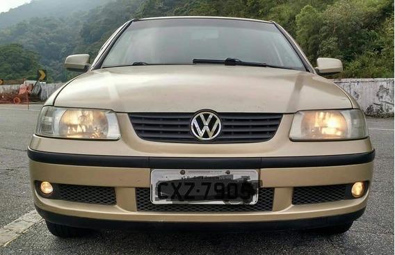 Volkswagen Gol 1.6 Mi 8 Válvulas