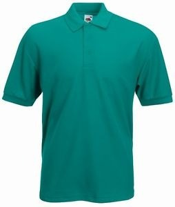 Playera Tipo Polo 3xl 46 48 Tallas Especiales