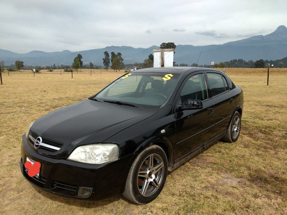 Chevrolet Astra 2.4 4p Elegance F Mt 2005