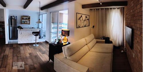 Apartamento À Venda - Bom Retiro, 1 Quarto,  58 - S893081085