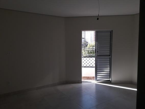 Excelente Sala Comercial Com 5 Ambientes + Banheiro E Varanda - Tatuapé - Sa00023 - 34267128