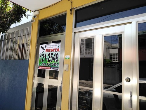 Oficina En Renta En Fracc. Reforma. Veracruz, Ver.