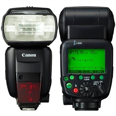 Flash Canon 600ex Rt - Estudo Propostas