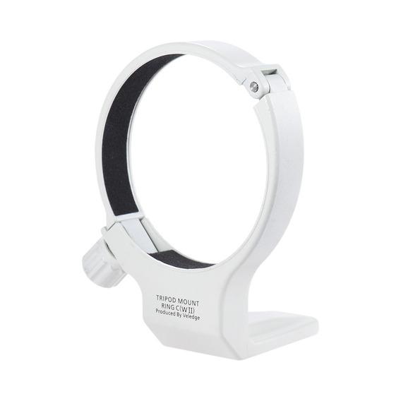Trip De Alumnio Collar Mount Lens Anel Para Canon Ef