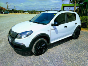 Renault Sandero Stepway 1.6 Tweed Hi-power 5p 2014 Magnifico