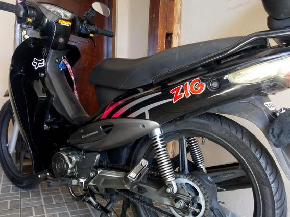 Dafra Zig 100 Cc 2009/10