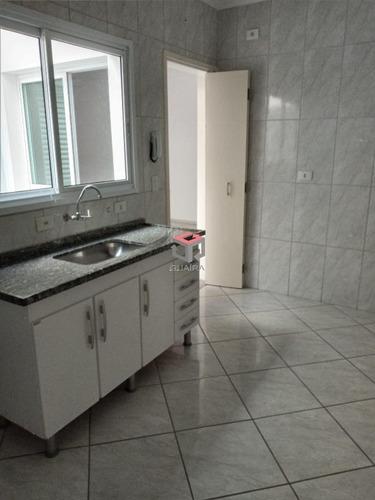 Imagem 1 de 16 de Apartamento À Venda, 3 Quartos, 1 Suíte, 2 Vagas, Tibiriçá - Santo André/sp - 98456
