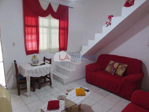 Imagem 1 de 25 de Ref 11816 - Sobrado 2 Dorm - Mirim - Ac. Financiamento - V11816