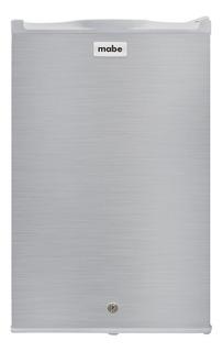 Refrigerador minibar Mabe RMF0411PYM acero inoxidable 93L