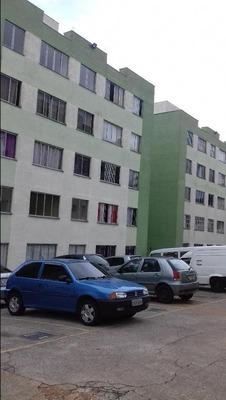 Apartamento Residencial À Venda, Itaim Paulista, São Paulo. - Codigo: Ap2886 - Ap2886