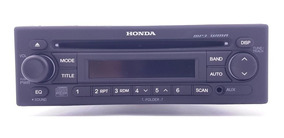 Auto Rádio Cd Mp3 Honda 2014 Original Clarion Fit Promoção