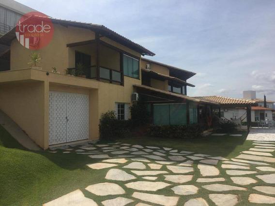 Casa Com 6 Dormitórios À Venda, 400 M² Por R$ 1.950.000 - Escarpas Do Lago - Capitólio/mg - Ca2728