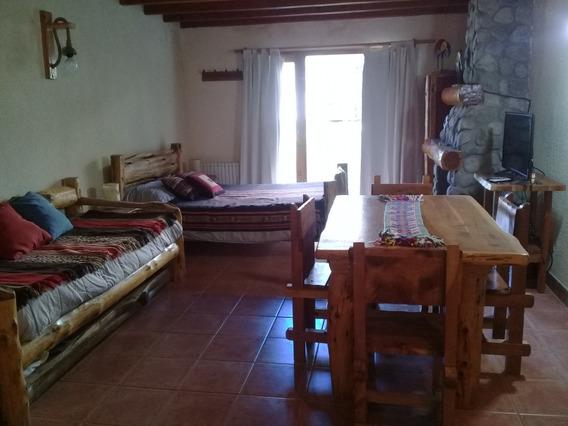 Monoambiente Para 4 Personas En Bariloche, Villa Catedral