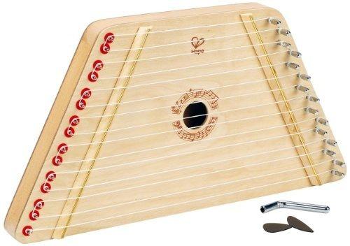 Instrumento Musical De Madera Hape Happy Harp Kids