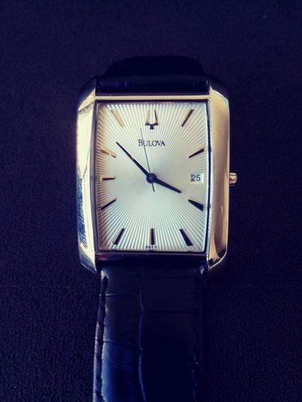 Relógio Bulova Masculino Modelo 968117 Praticamente Novo