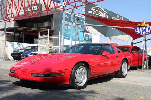 Chevrolet Corvette 1991 2p Coupe Deportivo