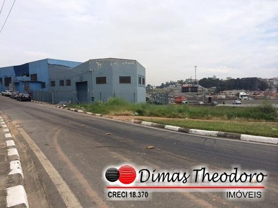 Galpão Industrial/comercial Em Cumbica - Guarulhos/sp - 1383