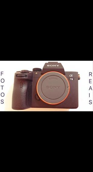 Câmera Sony A7 Iii A73 3 A7iii Corpo 4k + Nfe + Frete