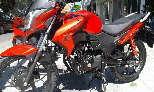 Imagen 1 de 6 de Honda Cb 125 Twister 0km Ahora 12/ 18 Centro Motos...