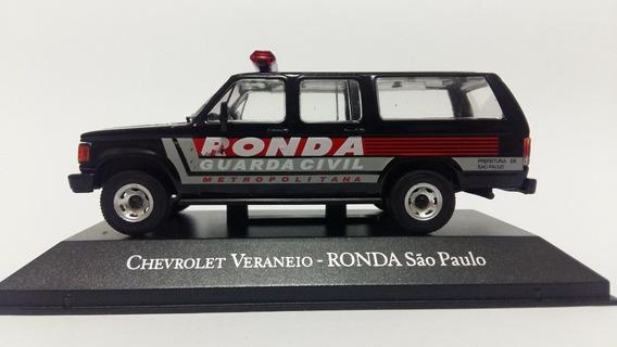 Veículos De Serviço - Chevy Veraneio - Ronda - Guarda Civil