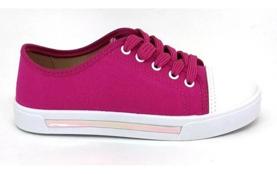 Tenis Feminino Infantil Molekinha Pink Original Moleca