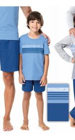 Pijama Infantil Masculino - Malwee - 43668