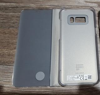 Capa Clear View Standing Samsung Galaxy S8+ Plus Original
