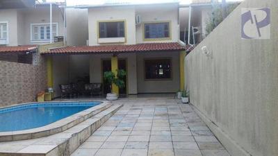 Casa Residencial À Venda, Parque Manibura, Fortaleza. - Ca2287
