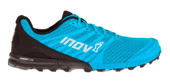 Tenis Hombre Inov8 Azul/negro Carrera Montaña Trailtalon 250