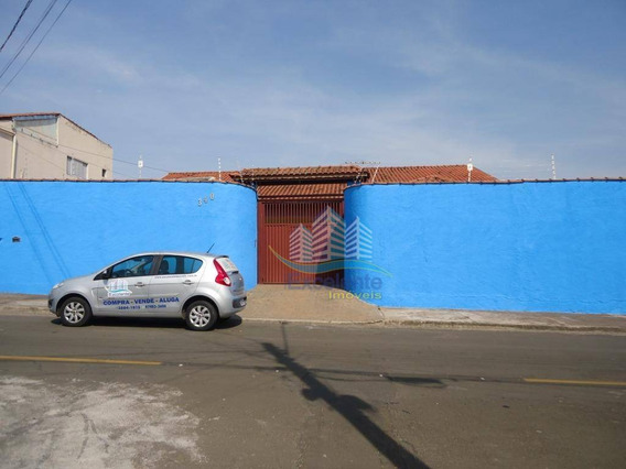 Casa Com 3 Dormitórios À Venda, 403 M² Por R$ 900.000,00 - Jardim São Bento - Hortolândia/sp - Ca0480