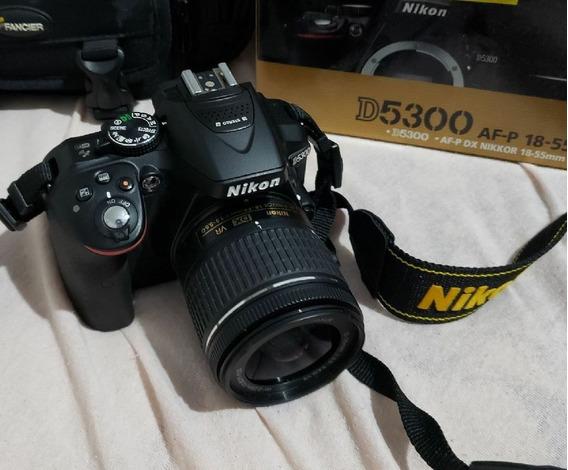 Maquina Fotográfica Nikon D5300