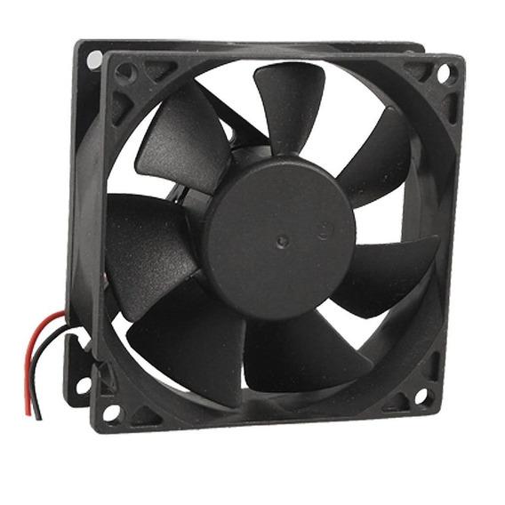 Cooler Fan 8x8cm Para Gabinetes Fuentes Videcom