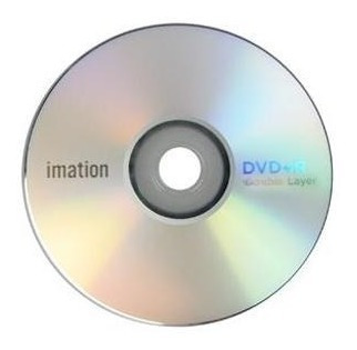Imation Double Layer Dvd+r Dl Pack Cinco (05) Unidades.