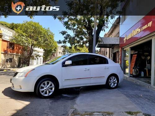 Nissan Sentra Automático 2.0 Masautos 2012 Impecable!