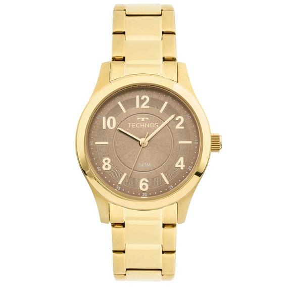 Relógio Technos Boutique 2035mft/4m Dourado