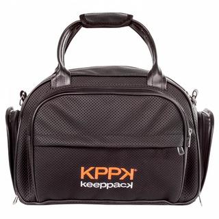 Bolsa Térmica Keeppack Beauty Black Com Acessórios - Kp00010