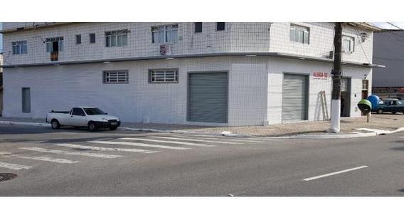 Ponto Em Maracanã, Praia Grande/sp De 230m² Para Locação R$ 8.000,00/mes - Pt435015