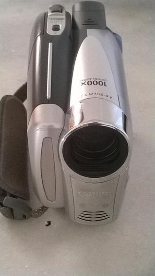 Filmadora Canon Dvd Digital Camcorder Dc210