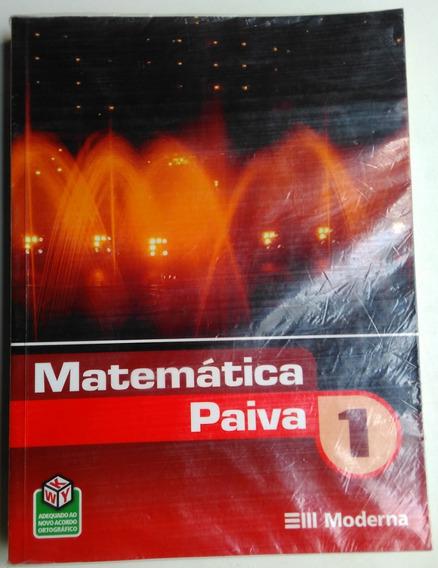 Matemática 1 Edição 1 Manoel Paiva + Suplemento Especial