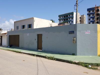 Casa C/ 4 Quartos Na Rua Construtor Genival Maciel