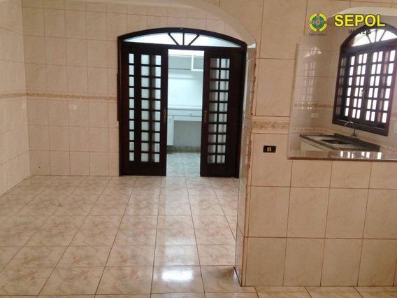 Sobrado Com 1 Dormitório Para Alugar, 217 M² Por R$ 3.000/mês - Vila Carrão - São Paulo/sp - So0212