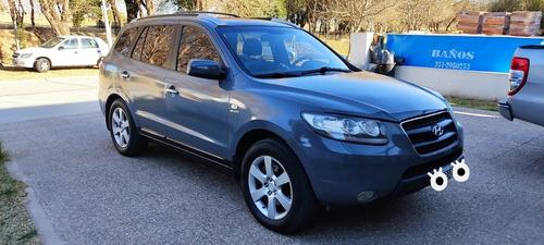 Imagen 1 de 9 de Hyundai Santa Fe 2.2 Gls Crdi 5at 7p Premium 2008