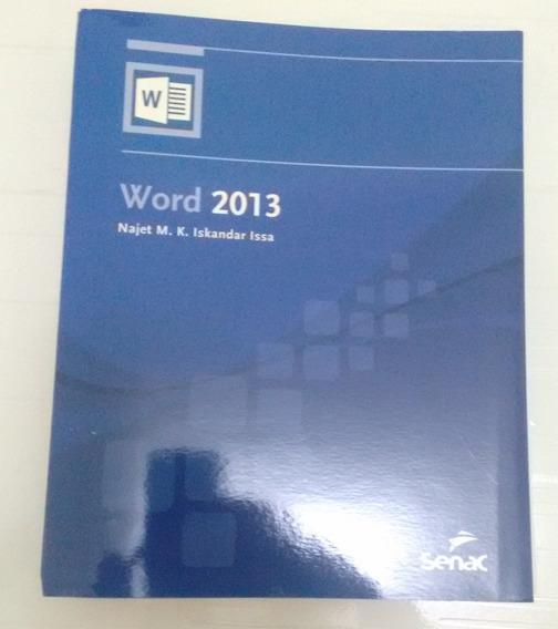 Livro: Word 2013