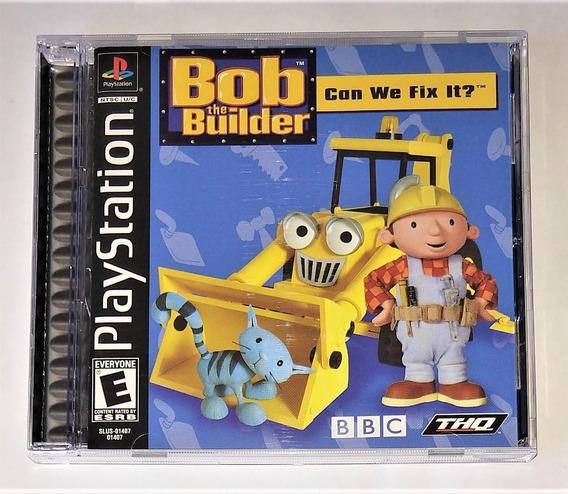 Bob The Builder Original Completo Ps1 Cr $15