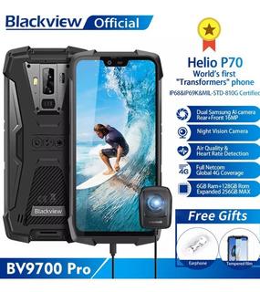 Blackview 9700 Pro Lançamento Smartphone Top De Linha